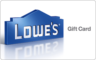Lowes gift card deal