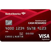 BOA credit card