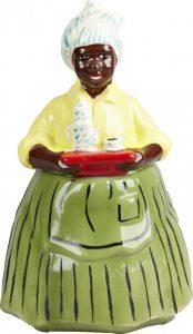 Vintage Aunt Jemima cookie jars
