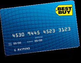 best buy credit card application