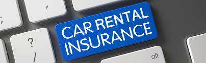Insurance for rental car