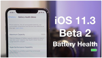 Apple is Releasing a New Battery Tool