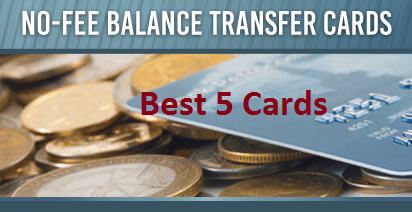 0 apr credit cards with no balance transfer fee