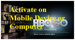 HBO GO Enter This Code
