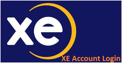 XE Trade Account Login