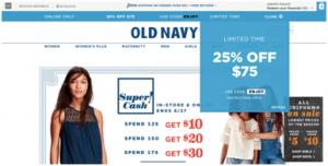 www.oldnavy.com Login, Track Order Status and Return & Exchange Policy
