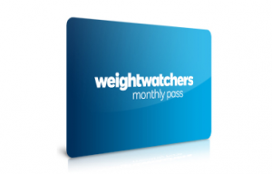 My Weight Watchers Monthly Pass Sign up