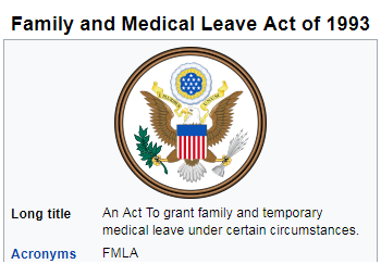 Checklist of FMLA Eligibility and Requirements