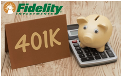 Fidelity 401k Withdrawal Terms