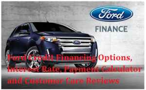 Ford Finance Reviews