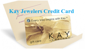 Kay Jewelers Credit Card Application