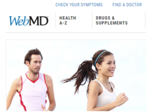 Sign up for My WebMD Account