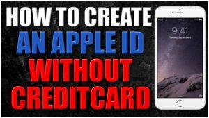 Apple ID Registration