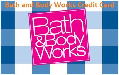 Bath and Body Works Credit Card Application
