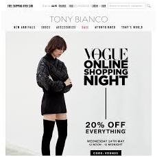 Tony Bianco Boots on Sale