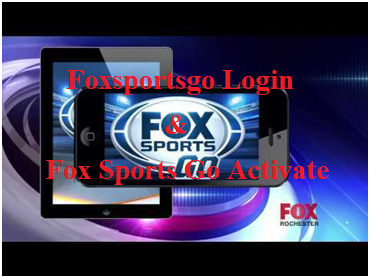 fox sports go activate and login