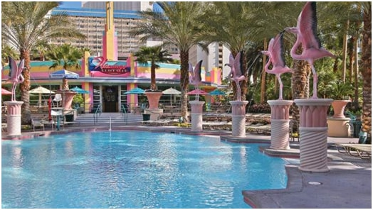 Flamingo Beach Club Pool