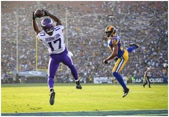 Vikings vs Rams Highlights Video