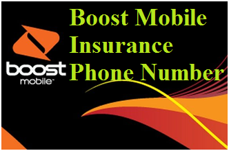 boost mobile insurance number