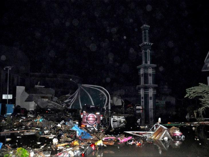 indonesia tsunami pictures