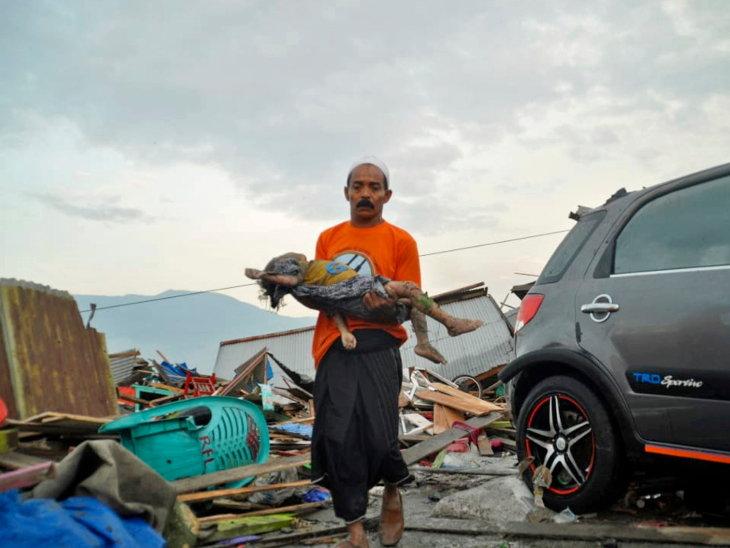 tsunami en indonesia 2018