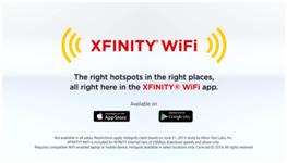 Access Xfinity WiFi App