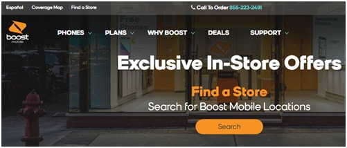 Boost Mobile Plans with Free Phones 2019