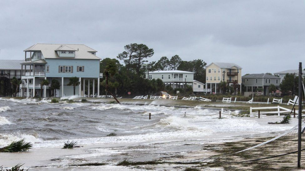 damage from hurricane michael in pics