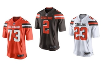 Cleveland Browns Jersey For Sale
