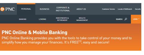 PNC Bank Register Online Banking