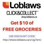 Loblaws promo code