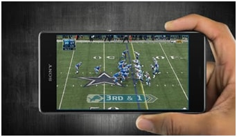 Watch NFL Games on Android Phone