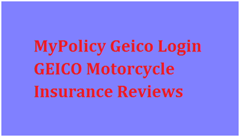 MyPolicy Geico Login