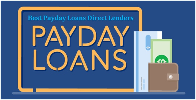 3 Best Payday Loans Direct Lenders