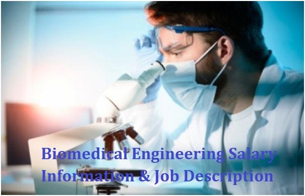 Biomedical Engineering Salary Info