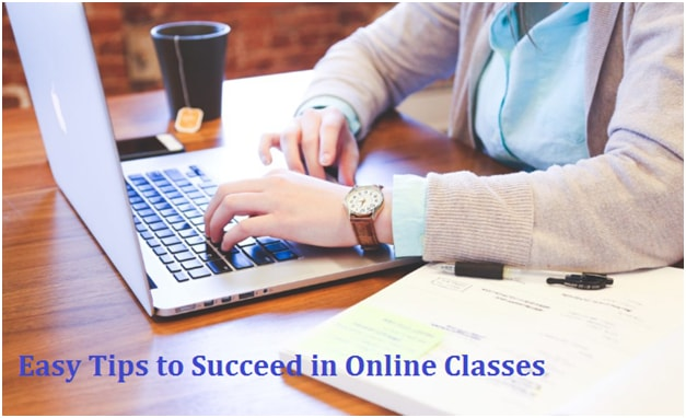 Easy Tips to Succeed in Online Classes