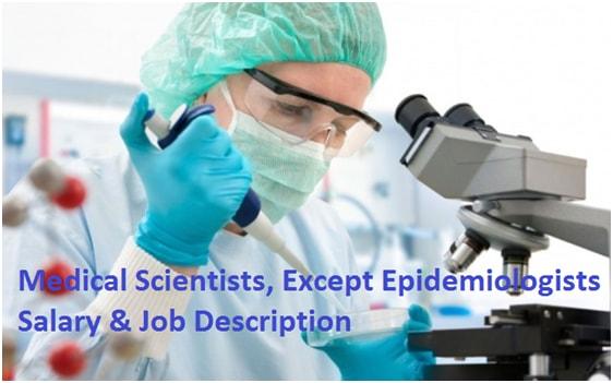 Medical Scientist Job Description