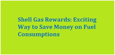 Shell Gas Rewards Login