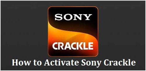 Crackle-com Activation