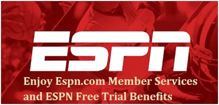 ESPN Free Trial Benefits