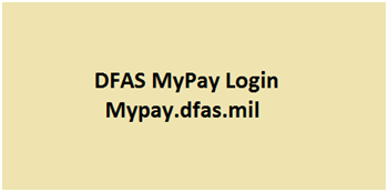 DFAS MyPay Login