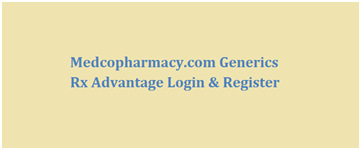 Medcopharmacy-com login